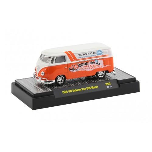 M2 Machines Auto-Thentics Release 60 - 1960 Volkswagen Delivery Van