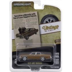 Greenlight Vintage Ad Cars Series 3 - 1973 AMC Matador