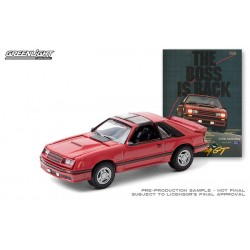 Greenlight Vintage Ad Cars Series 3 - 1982 Ford Mustang GT