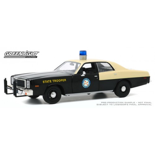 Greenlight Hot Pursuit - 1/24 Scale 1978 Plymouth Fury Florida Highway Patrol