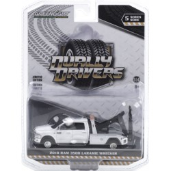 Greenlight Dually Drivers Series 5 - 2018 RAM 3500 Dually Wrecker