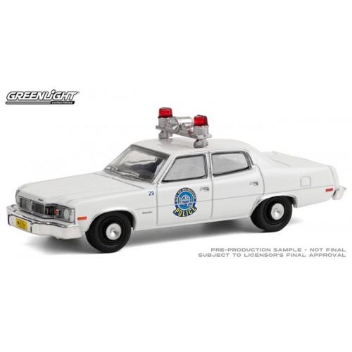 Greenlight Hot Pursuit Series 36 - 1974 AMC Matador