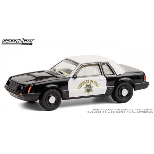 Greenlight Hot Pursuit Series 36 - 1982 Ford Mustang SSP