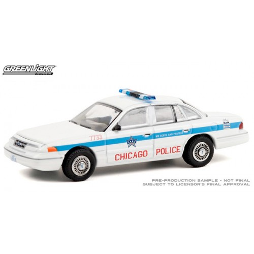 Greenlight Hot Pursuit Series 36 - 1995 Ford Crown Victoria