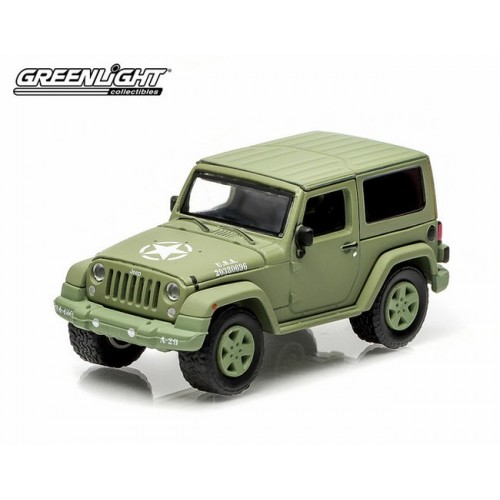 Hobby Exclusive - 2014 Jeep Wrangler with Hard Top