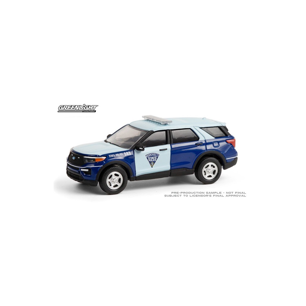 Greenlight Hot Pursuit Series 36 - 2020 Ford Police Interceptor Utility
