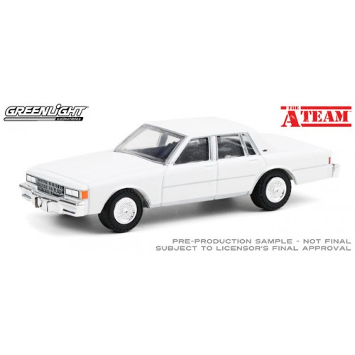 Greenlight Hollywood Special Edition - The A-Team 1980 Chevrolet Caprice Classic