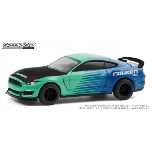 Greenlight Hobby Exclusive - 2019 Ford Shelby GT350R Falken Tires