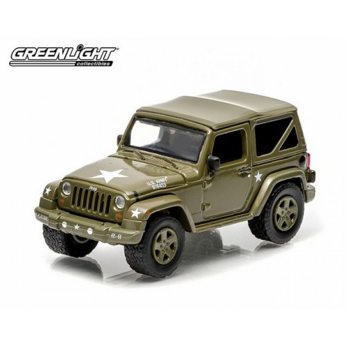 Hobby Exclusive - 2014 Jeep Wrangler with Soft Top