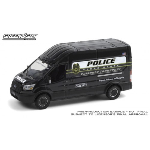 Greenlight Hobby Exclusive - 2020 Ford Transit LWB High Roof