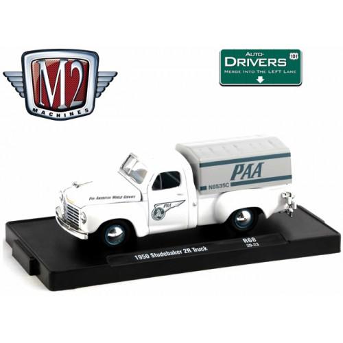 M2 Machines Drivers Release 68 - 1950 Studebaker 2R Truck