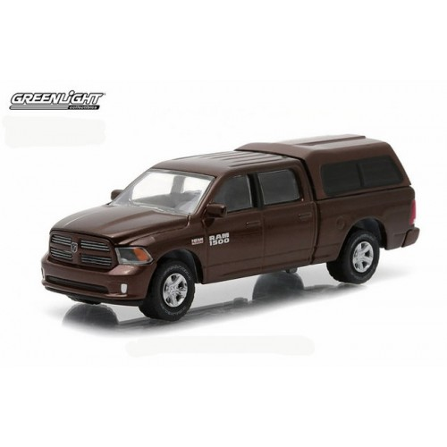 Hobby Exclusive - 2014 RAM 1500 with Camper Shell