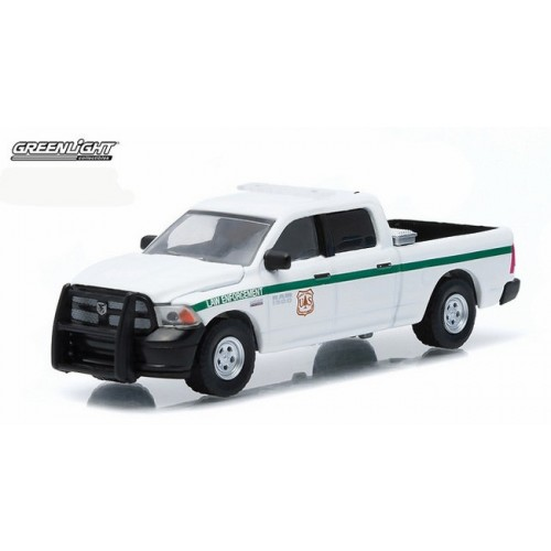 Hobby Exclusive - 2014 RAM 1500 Truck USFS Police