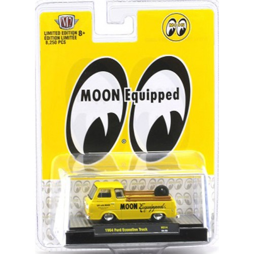 M2 Machines Hobby Exclusive - 1964 Ford Econoline Truck Mooneyes