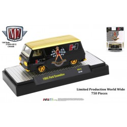 M2 Machines Hobby Exclusive - 1963 Ford Econoline Van CHASE VERSION