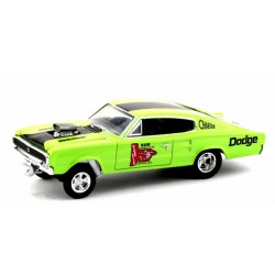 M2 Machines Model-Kits Release 33 - 1966 Dodge Charger Gasser