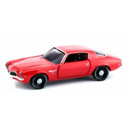 M2 Machines Model-Kits Release 33 - 1971 Chevrolet Camaro SS