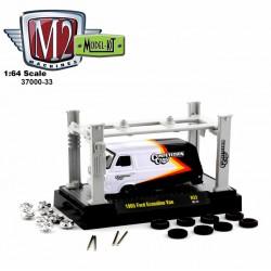 M2 Machines Model-Kits Release 33 - 1965 Ford Econoline Van