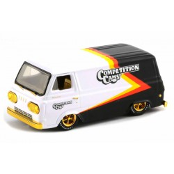 M2 Machines Model-Kits Release 33 - 1965 Ford Econoline Van CHASE VERSION