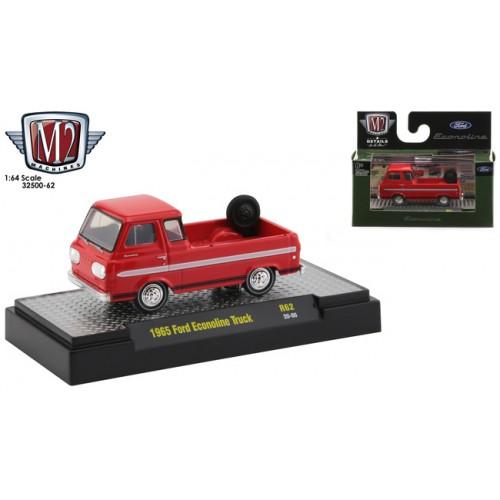 M2 Machines Auto-Thentics Release 62 - 1965 Ford Econoline Truck