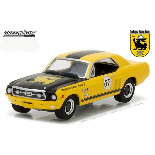 Hobby Exclusive - 1967 Terlingua Continuation Mustang