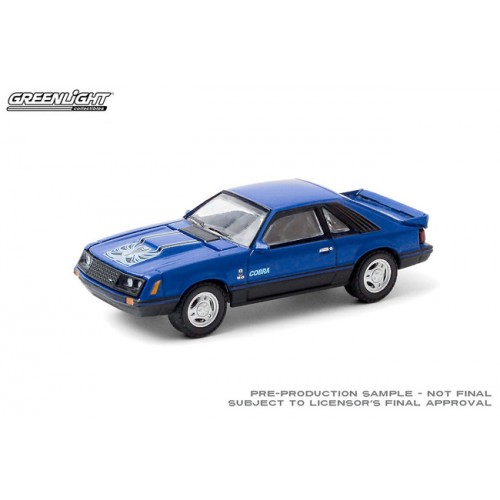 Greenlight Hobby Exclusive - 1979 Ford Cobra T5