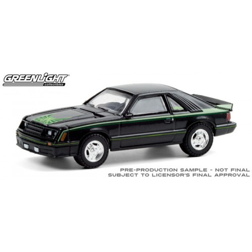 Greenlight Hobby Exclusive - 1980 Ford Mustang Cobra