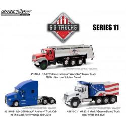 Greenlight S.D. Trucks Series 11 - SET
