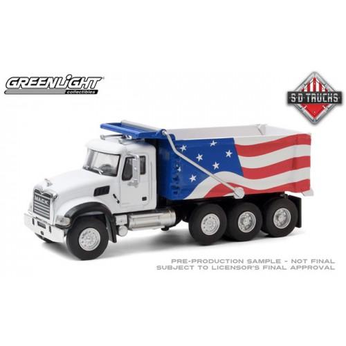 Greenlight S.D. Trucks Series 11 - 2019 Mack Granite Dump Truck