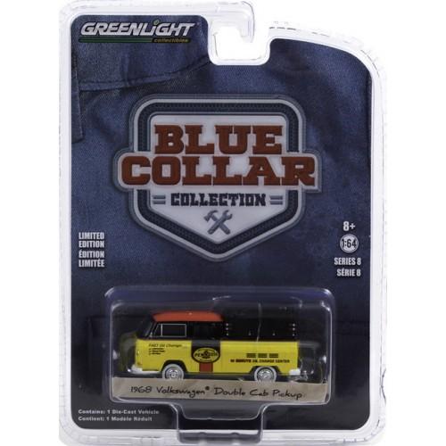 Greenlight Blue Collar Series 8 - 1968 Volkswagen Doka with Canopy