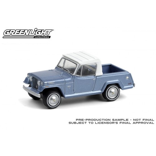 Greenlight Blue Collar Series 8 - 1970 Jeepster Commando Pickup