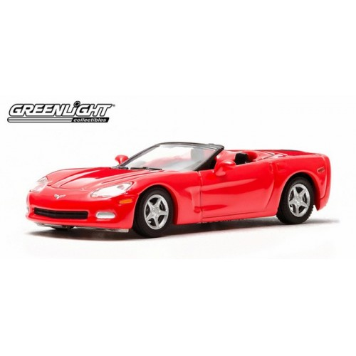 Hobby Exclusive - 2005 Chevrolet Corvette C6