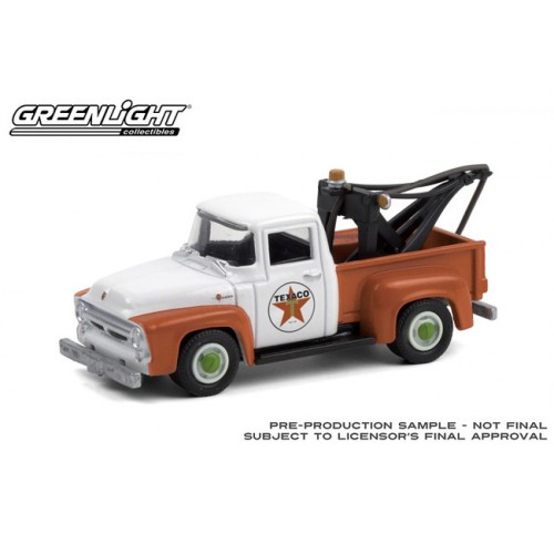 Greenlight Running on Empty Series 12 - 1956 Ford F-100 Tow Truck