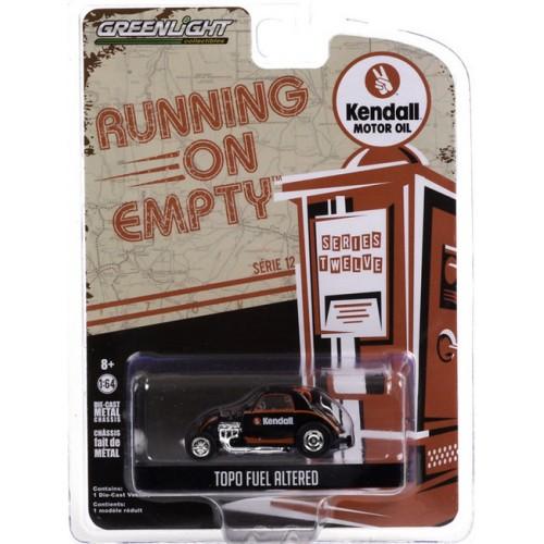 Greenlight Running on Empty Series 12 - Topo Fuel Altered