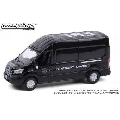 Greenlight Route Runners Series 2 - 2015 Ford Transit FBI Academy