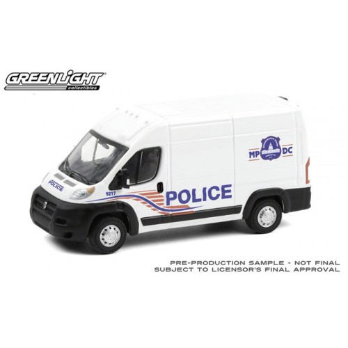 Greenlight Route Runners Series 2 - 2017 RAM Promaster 2500 Cargo High Roof