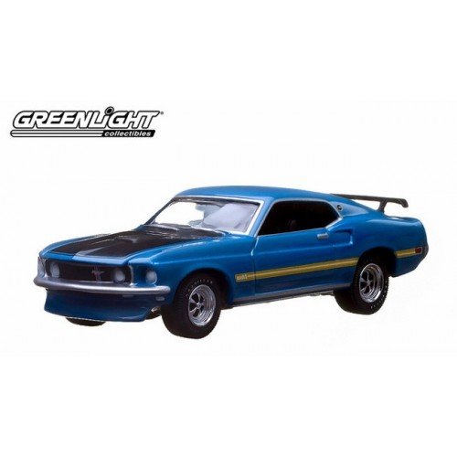 Hobby Exclusive - 1969 Ford Mustang Fastback