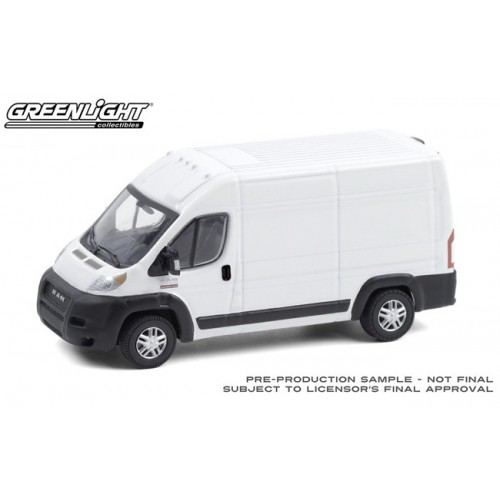 Greenlight Route Runners Series 2 - 2019 RAM Promaster 2500 Cargo High Roof