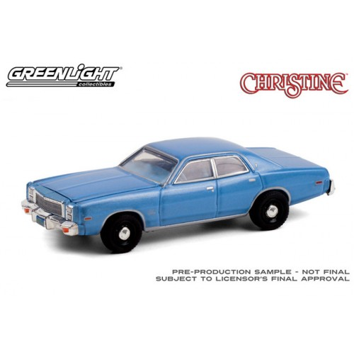 Greenlight Hollywood Series 30 - 1977 Plymouth Fury