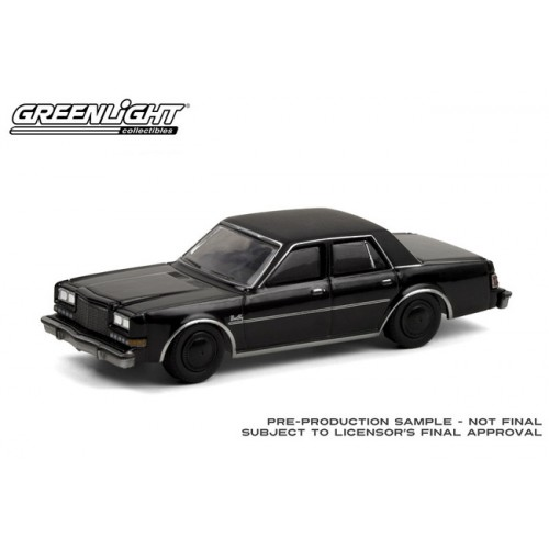 Greenlight Black Bandit Series 24 - 1987 Plymouth Gran Fury