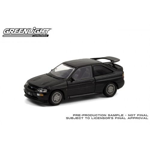 Greenlight Black Bandit Series 24 - 1994 Ford Escort RS Cosworth