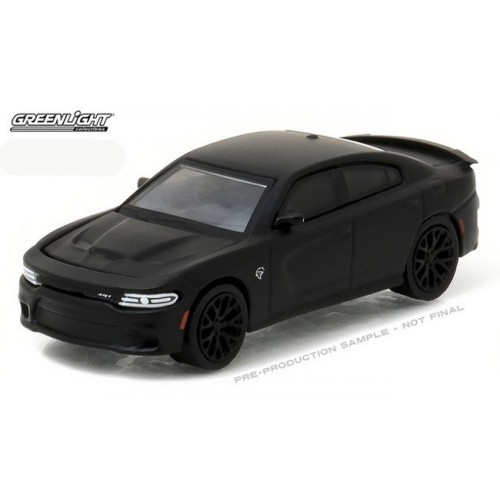 Black Bandit Series 17 - 2016 Dodge Charger SRT Hellcat