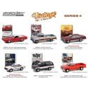 Greenlight Vintage Ad Cars Series 4 - Six Car Set
