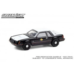 Greenlight Hot Pursuit Series 37 - 1982 Ford Mustang SSP