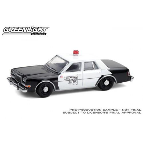 Greenlight Hot Pursuit Series 37 - 1985 Dodge Diplomat