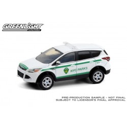 Greenlight Hot Pursuit Series 37 - 2013 Ford Escape NYC Parks