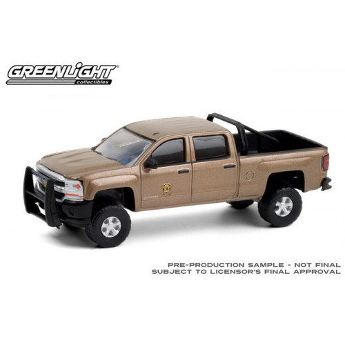 Greenlight Hot Pursuit Series 37 - 2017 Chevrolet Silverado 1500
