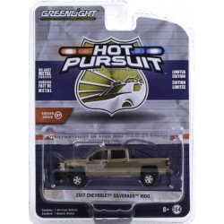 Greenlight Hot Pursuit Series 37 - 2017 Chevrolet Silverado 1500