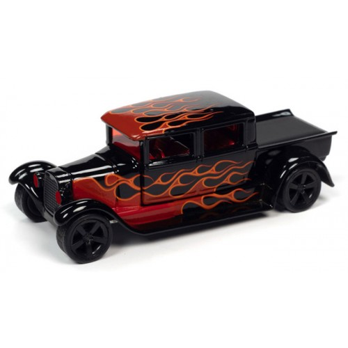 Johnny Lightning Street Freaks 2020 Release 3A - 1929 Ford Crew Cab Truck