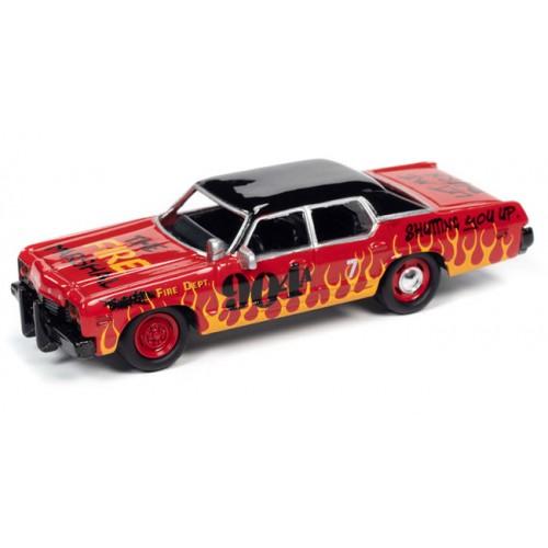 Johnny Lightning Street Freaks 2020 Release 3A - 1974 Dodge Monaco